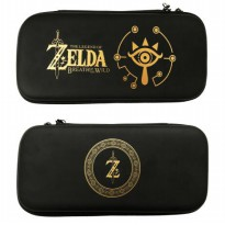 Legend of Zelda EVA Protective Carry Case for Nintendo Switch - Black