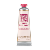 Loccitane Rose Aurore Radiant Hand Cream 30 ml