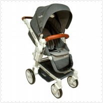 LIMITED stroller cocolatte N124NS equinox+ plus