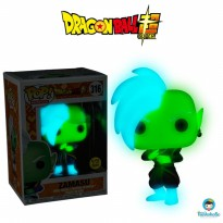 Funko POP! Dragon Ball Super - Zamasu (Glow in the Dark) (Exclusive)