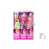 Mainan Boneka Barbie Beauty