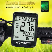 Speedometer sepeda Inbike Wireless Ori Not Velo Giant Strummer Polygon