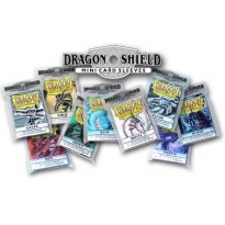 Dragon Shield Mini Sleeves 50ct Sleeve Kartu