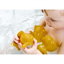Hevea Natural Rubber Bath Toy - Polly The Fish
