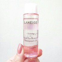 Laneige Cleansing Lip & Eye Remover Waterproof EX 25ml