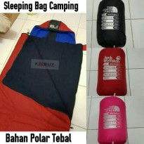 Sleeping bag polar tebal/ Sleeping bag camping/ Sb polar/ sleepingbag