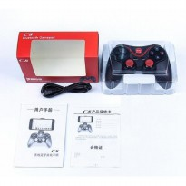 Terios C8 Joystick Gamepad Gaming Controller Remote BT 3.0