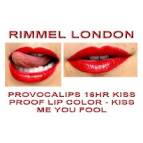 Rimmel Provocalips 16Hours Kiss Proof Lip Colour Kiss Me You Fool
