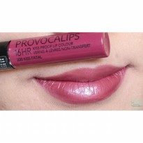 Rimmel Provocalips 16Hours Kiss Proof Lip Colour Kiss Fatal