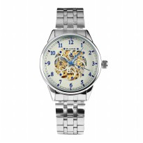 ESS Jam Tangan Mechanical - WM477/478 - White