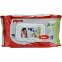 Pigeon Baby Wipes Chamomile 70s