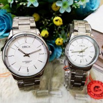 Jam Tangan Orca Couple Original OR0001