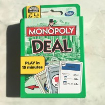 Monopoly Deal ORIGINAL Hasbro