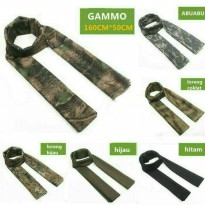 Syal Army Outdoor TACTICAL Gunung Camping