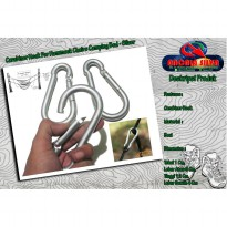 Carabiner hook For Hammock Chairs Camping bed Accessories