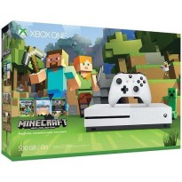 XBOX ONE S MINECRAFT BUNDLE (500 GB) (ASIA)