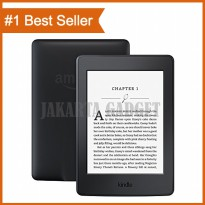 Amazon Kindle Paperwhite No Ads Black - Garansi 1 Tahun