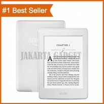 Amazon Kindle Paperwhite No Ads White - Garansi 1 Tahun
