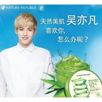 (POP UP AIA) [READY] Nature Republic Aloe Vera 92% Soothing Gel