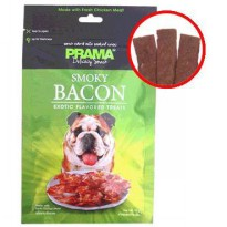 Snack Anjing PRAMA Smooky Bacon 70gr