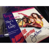(LIMITED) CD TOM JONES ( SINGLE ) OST TO WONG FOO, THANKS FOR