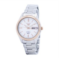 Seiko 5 Ladies SNK882K1 Automatic Rose Gold Bezel | Jam Wanita SNK882