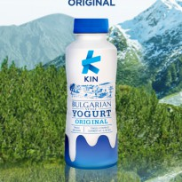 Kin Bulgarian Yogurt 200 ml