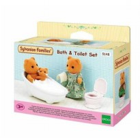 BATH  TOILET SET