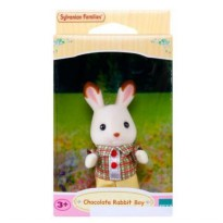 SYLVANIAN CHOCOLATE RABBIT BOY