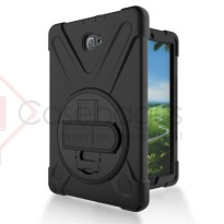 Strap Full Protection Armor Case - Samsung Galaxy Tab A 10.1 P580 P585