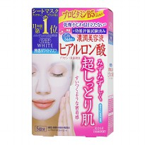 Kose Clear Turn White Mask Placenta 5 Sheet
