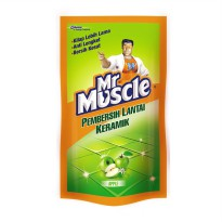 MR MUSCLE Keramik Apple 800 mL x 3 pcs