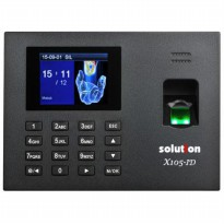 FINGER PRINT & AKSES DOOR SOLUTION X105-ID