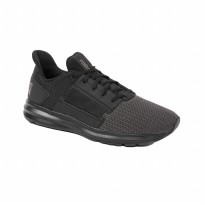 Sepatu Olahraga Lari Gym Fitness Puma Enzo Street Mens Running Shoes - Black 19046106