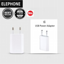 [FREE DELIVERY] KEPALA CHARGER IPHONE 4, 5, 6 ORIGINAL