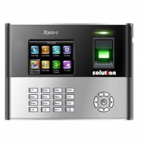 FINGER PRINT & AKSES DOOR SOLUTION X302S