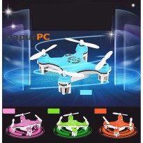 (READY) Mini Pocket Quadcopter Drone 2.4GHz - Cheerson CX-10