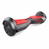 Hoverboard Swing Car Smart Endurance Electric Unicycle Scooter 2nd Gen 6.5 Inch - Hitam/Red