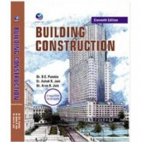 Building Construction, Eleventh Edition (English Version)
