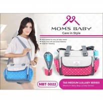 (LIMITED) MBT3022 Tas Bayi Medium Lullaby Series