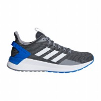 Sepatu Olahraga Running Gym Fitness Sneakers Adidas Questar Run Mens Shoes - GreyBlue DB1344