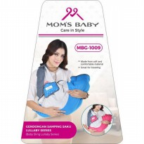 (LIMITED) Moms Baby MBG1009 Gendongan Samping Lullaby Series