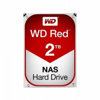 [Limited] WD Caviar Red 2TB - HD / HDD / Hardisk Internal 3.5' for NAS
