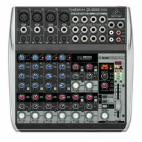 (READY) Behringer QX1202USB 12-Channel Mixer w/ Effect Vokal