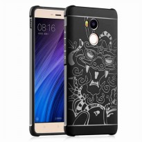 Cocose Case Dragon Xiaomi Redmi 4 Prime Original TPU Soft Backcase