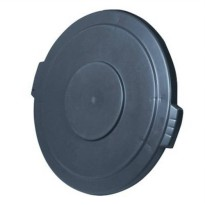 [holiczone] SEPTLS6402631GRAY - Rubbermaid Brute Round Container Lids - 2631-GRAY/1602507