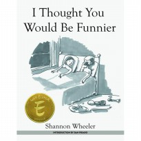 (LIMITED) I Thought You Would Be Funnier HC - Boom Entertainment