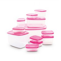 Sophie Paris - IMPERIAL STORAGE PINK SET 12 PCS