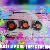 KOSE LIP AND CHEEK CREAM