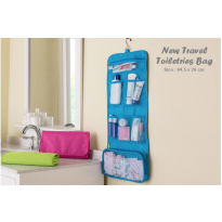 Hanging Toiletries Bag Organizer Tas Kosmetik Travel Bag toilet Mandi